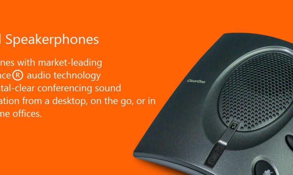 CHAT 50 – za kvalitetnu komunikaciju mali, prijenosni zvučnik s vodećom HDConference® audio tehnologijom