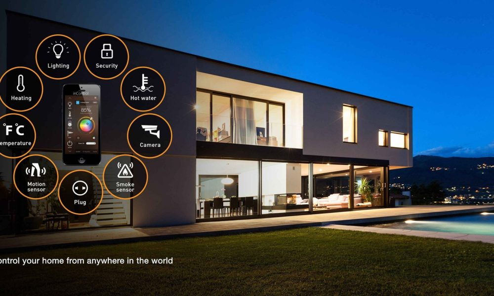 Something as simple as SMART HOME can make a big difference